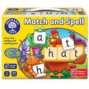 Match & Spell Game