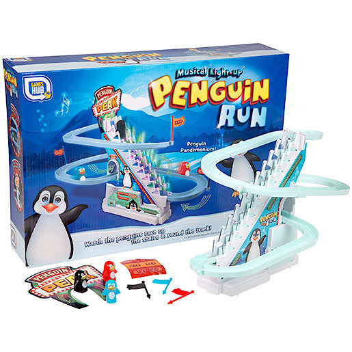 Penguin Run Game