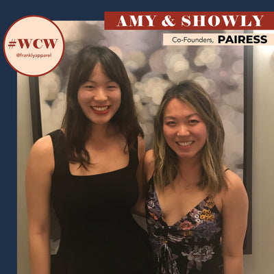 WCW: Equalizing Workwear with Amy and Showly of Pairess