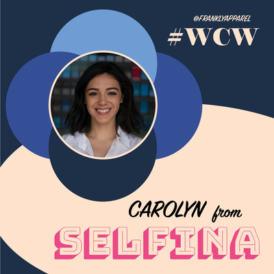 Woman Crush Wednesday: Body Image and Self-Love with Carolyn Straughan of Selfina