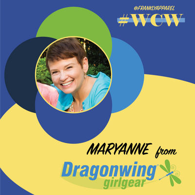 WCW: Keeping Girls in Sports with MaryAnne and Dragonwing