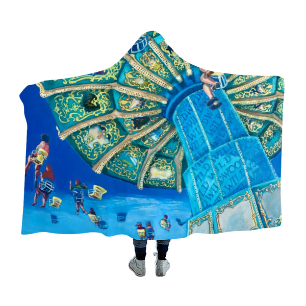 FLY Wildwood Cloak Hooded Blanket