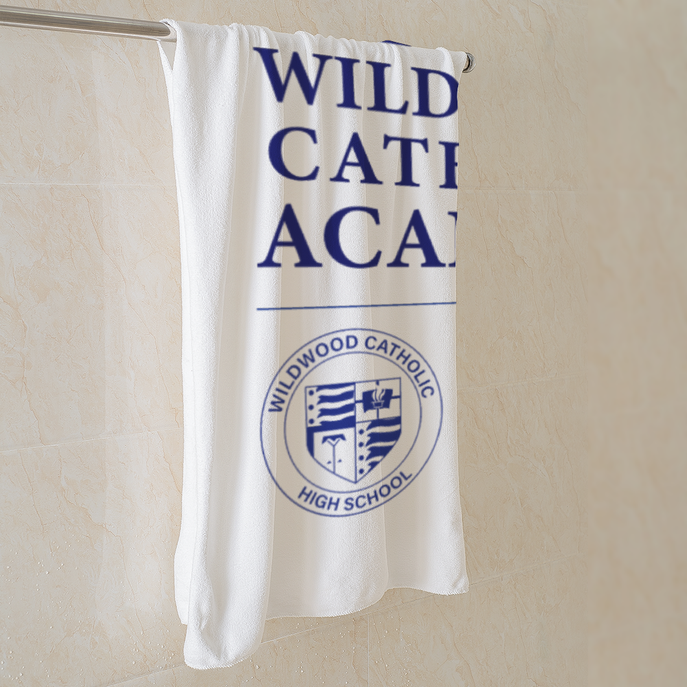 Wildwood Catholic Academy Comfortable Bath/Beach Towel