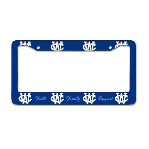 Wildwood Catholic Academy Support License Plate Frame
