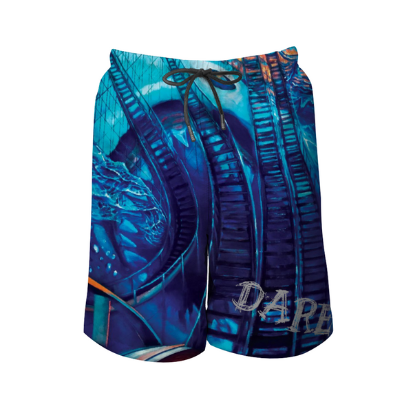 DARE Wildwood Men's Quick Dry Swim Trunks
