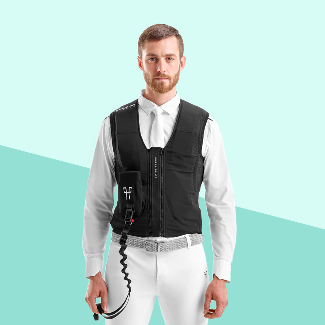 HORSE PILOT SAFETY AIRBAG VEST