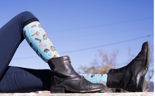 Load image into Gallery viewer, DREAMERS AND SCHEMERS SOCKS