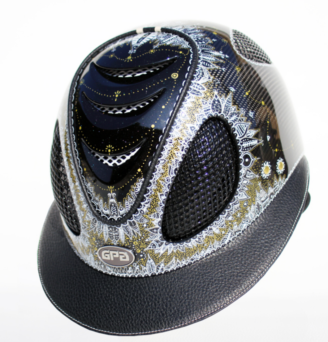 GPA LIMITED EDITION FIRST LADY HELMET SPECIAL ORDER