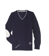 Load image into Gallery viewer, ESSEX V NECK TREY SWEATER