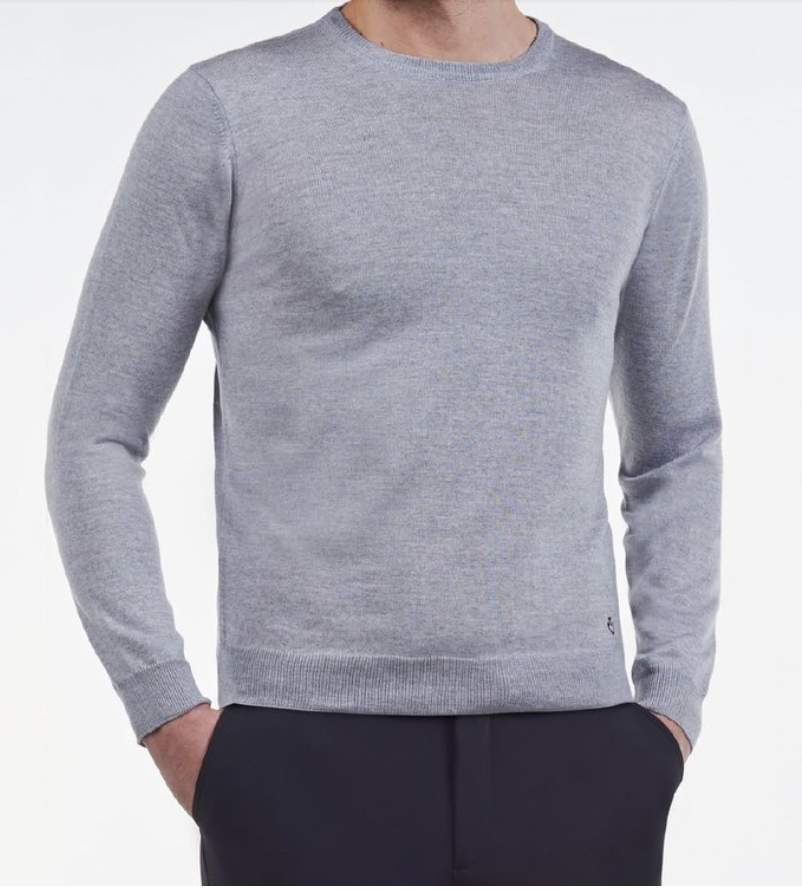 CAVALLERIA TOSCANA MENS CREW NECK SWEATER