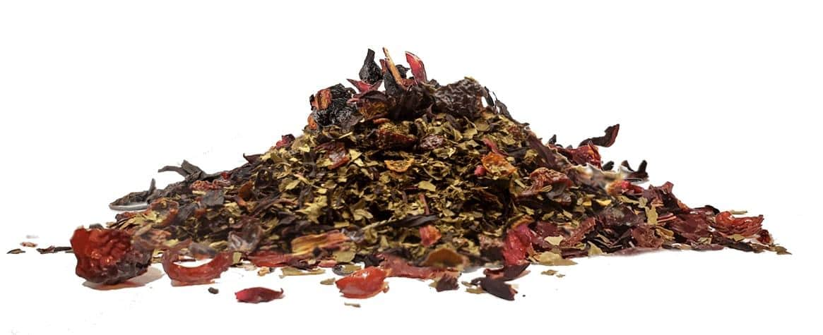 Hibiscus Berry Herbal - Jenwey Tea