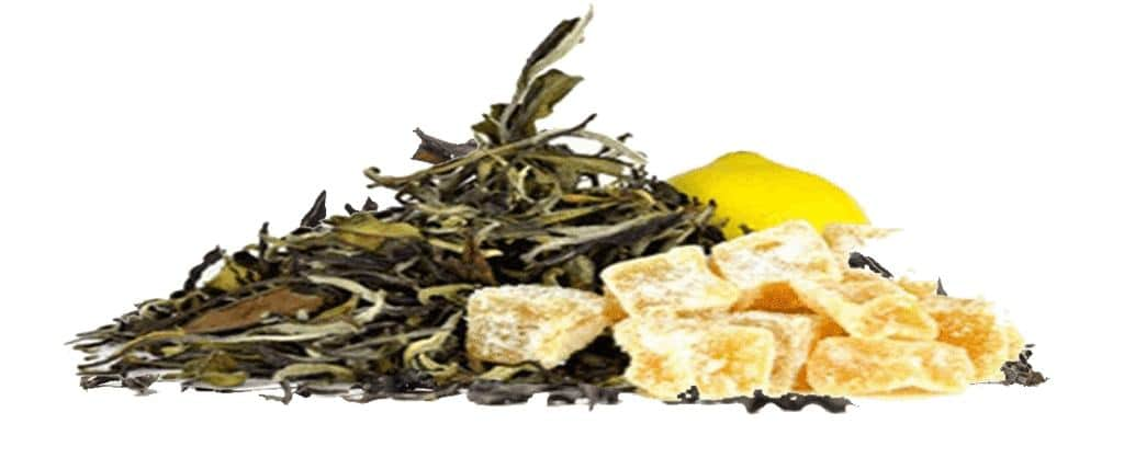 Lemon Ginger Herbal - Jenwey Tea