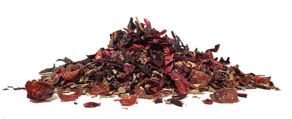 Hibiscus Berry Clean Energy Master Blend - Jenwey Tea