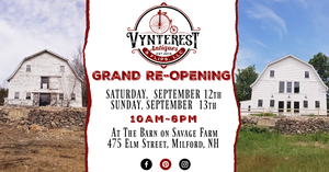 Vynterest Antiques & Flips Grand Opening