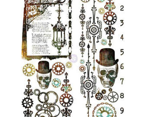 Steampunk Transfer