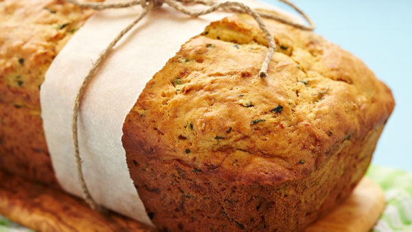 Halladay's Bread - Garlic Herb