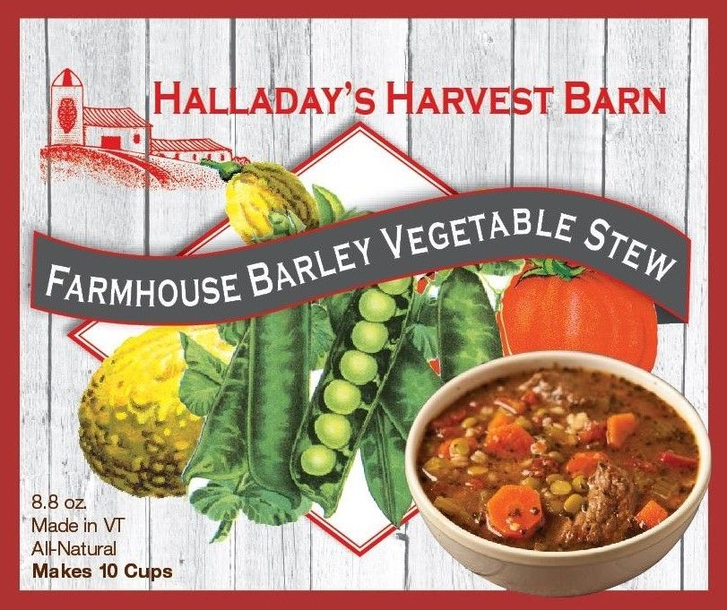 Farmhouse Barley Vegetable Stew