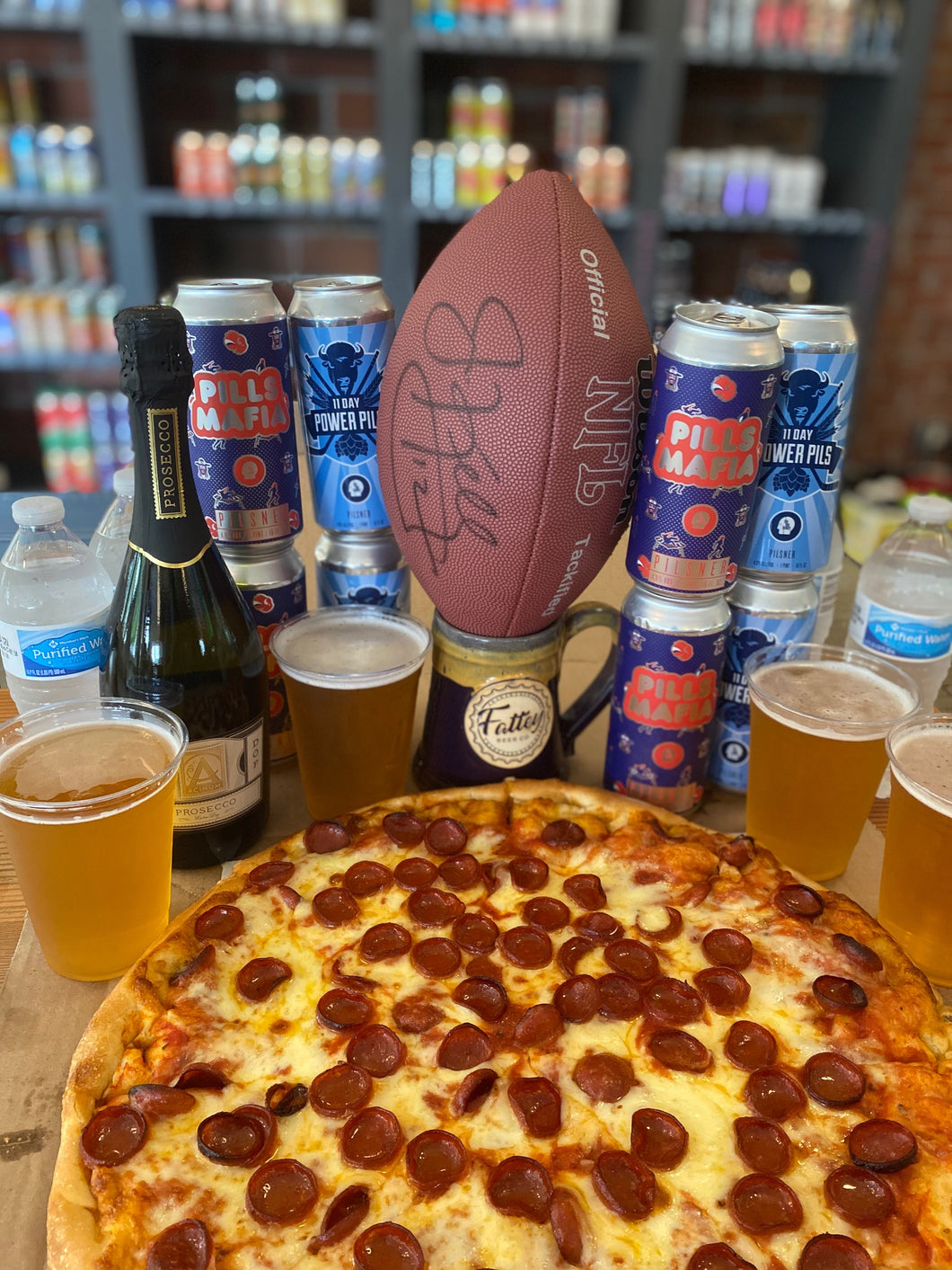 11/15 Buffalo Football Party at Fattey Beer Orchard Park!