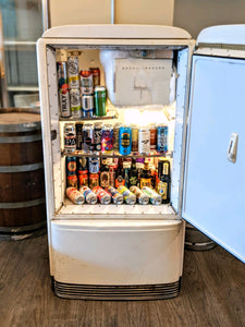 Fattey Beer Fridge Filler and a $50 Gift Card