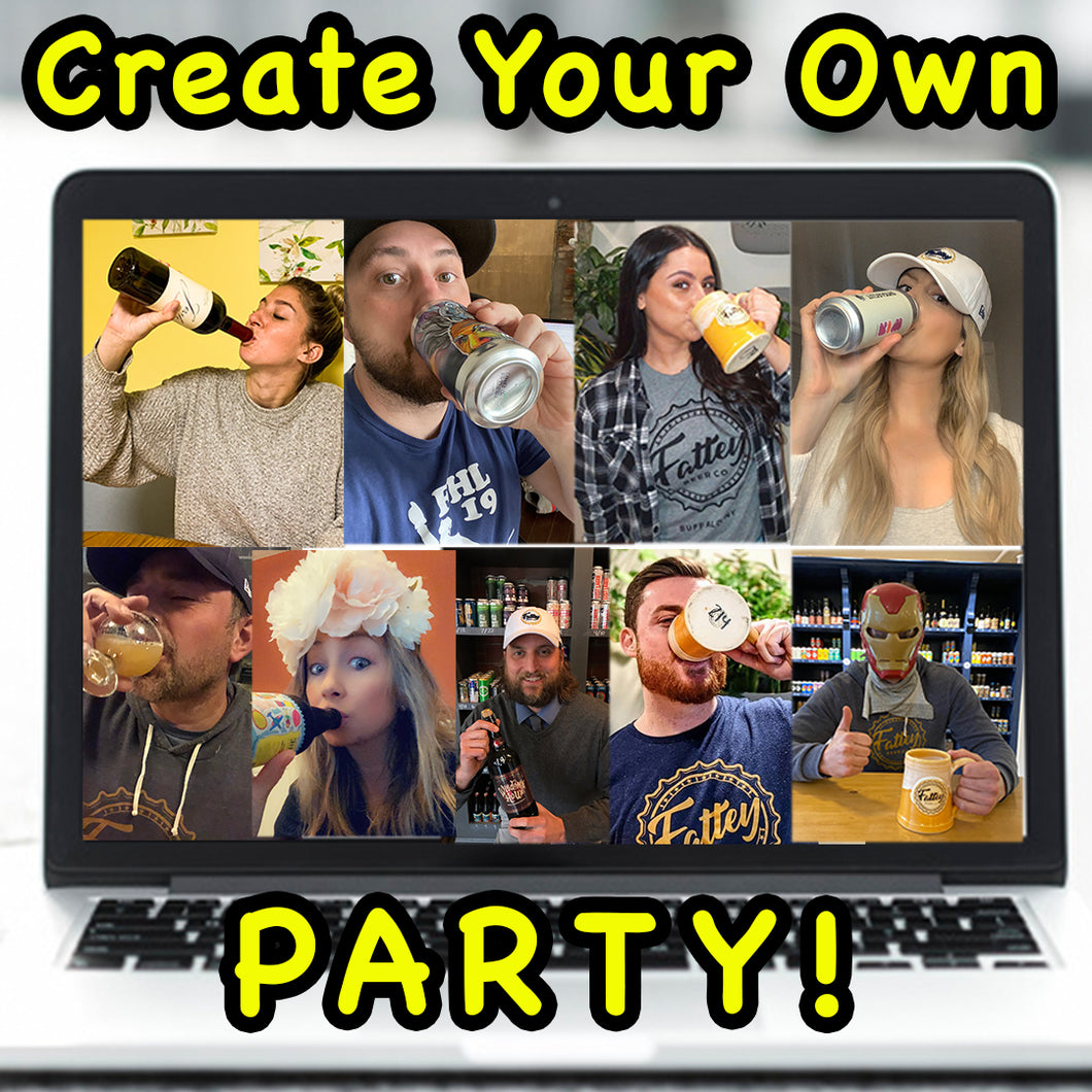 Create Your Own Party!