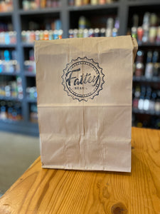 Dark Beer Survival 6-Pack from Fattey Beer and a $10 Gift Card