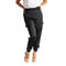 Pantalone donna casual con elastico in vita e tasconi made in italy 1477 - Nada Home