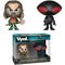 Funko Vynl DC Comics Super Heroes figura in vinile Aquaman + Black Manta 1757 - Nada Home