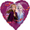 Pallone foil per feste di compleanno Disney Frozen decorazioni party 1821 - Nada Home