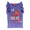 Maglietta Miraculous t-shirt in cotone stampata Ladybug bambina 4 a 8 anni 1844 - Nada Home