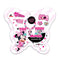 Accessori per capelli Disney Minnie kit 14 pz elastici fermagli 2713 - Nada Home