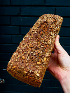 Big Sprouted Rye Loaf 2,1kg