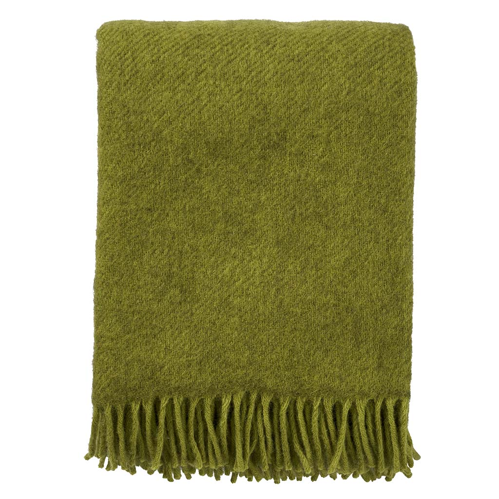 'Gotland' Wool Throw