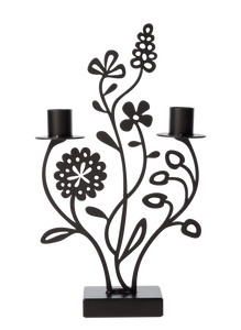 'Flower Meadow Candle Holder'