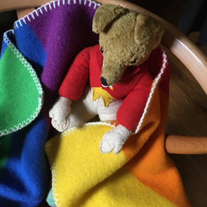 Rainbow Kid's Blanket