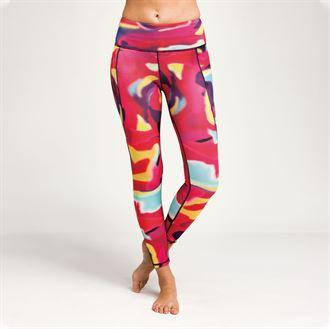 Customisable, personalise Women's TriDri® Performance Aurora Leggings - Stitch & Print NI