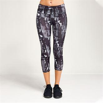 Customisable, personalise Women's TriDri® Performance Sunset Leggings ¾ Length - Stitch & Print NI