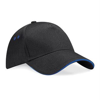 Ultimate 5-Panel Cap - Sandwich Peak