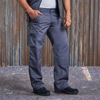 Heavy-Duty Workwear Trousers