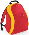 Quadra Nation Backpack - Clearance Now from £7 - £10 (including VAT)