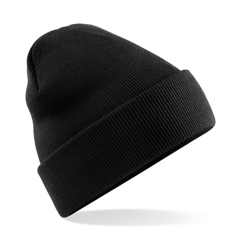 Customisable, personalise Beechfield Original Cuffed Beanie - Stitch & Print NI