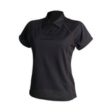 Women's Piped Performance Polo