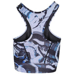 Customisable, personalise Women's TriDri® Performance Sports Mid-Length Bra (low impact) - Stitch & Print NI