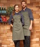 Customisable, personalise Premier Colours Bib Apron - Stitch & Print NI