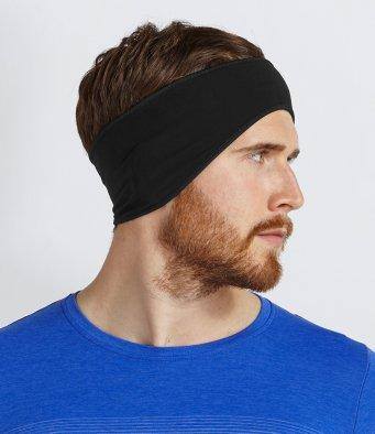 Customisable, personalise Beechfield Sports Tech Soft Shell Headband - Stitch & Print NI