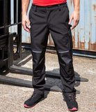 Customisable, personalise Result Work-Guard Slim Fit Soft Shell Trousers - Stitch & Print NI