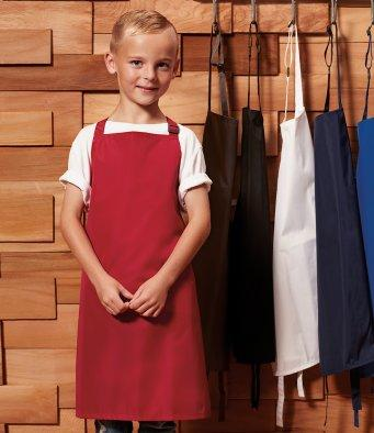 Customisable, personalise Kids Waterproof Apron - Stitch & Print NI