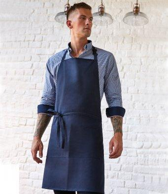 Customisable, personalise Bargear® Bar Bib Apron Superwash® 60ºC unisex (Classic Fit) - Stitch & Print NI