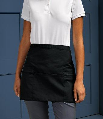 Customisable, personalise Premier Waist Apron - Stitch & Print NI