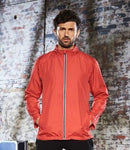 Customisable, personalise AWD Cool Running Jacket - Stitch & Print NI