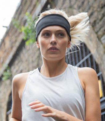 Customisable, personalise Tombo Running Headband - Stitch & Print NI